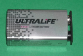 Pile Lithium LR9 pour LuminoSPOT version ECO