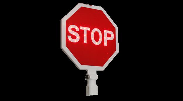 Célèbre API Electronic - Panneau de signalisation lumineux pour la  PK81